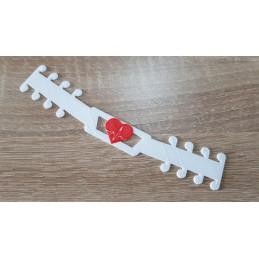 Kit of 10 mask straps