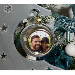 Christmas ball with photo