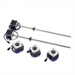 Stepper motors (set)