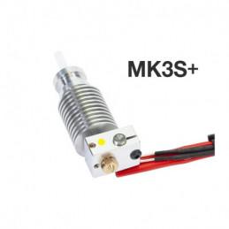 Zostavený hotend E3D (MK3S+)