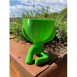 Hydroponic flowerpot Model 2