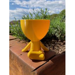 Hydroponic flowerpot Model 3
