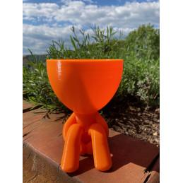 Hydroponic flowerpot Model 1