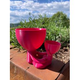 Hydroponic flowerpot Model 6