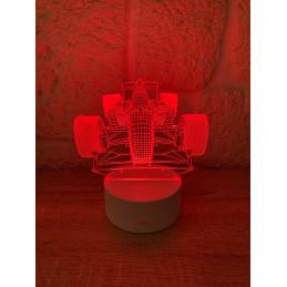 LED Lamp Illusion 3D Formula