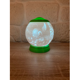 Fairy Lamp STITCH