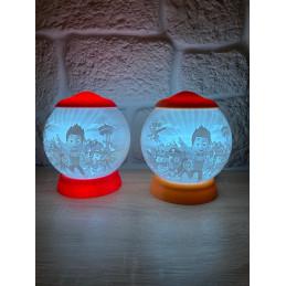 Lampe de chevet PAW PATROL