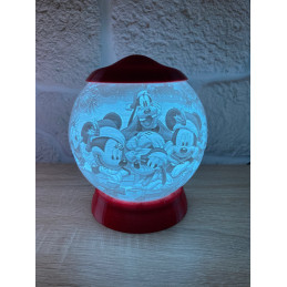 Fairy Lamp MICKEY MOUSE