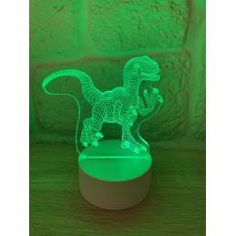 Lampada LED Illusion 3D...