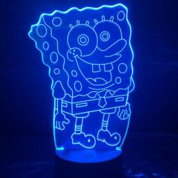 LED Lamp Illusion 3D Sponge...
