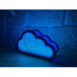 Cloud lamp Model 3