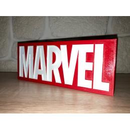 Marvel led lamp