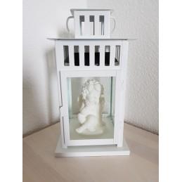 White lantern Angel